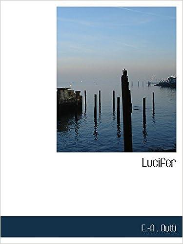 Téléchargement Lucifer epub, pdf