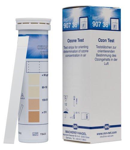 Macherey-Nagel, 90736, Ozone Test Sticks, Box Of 12 Strips. Determination of ozone in ()