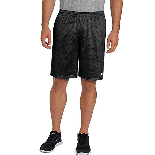 Champion Men's Long Mesh Short With ()