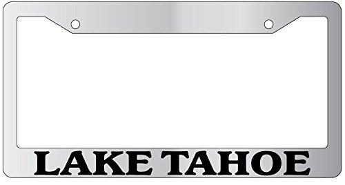 lake tahoe license plate frame - 3