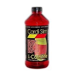 Earth\'s Creation Cardi Slim L-Carnitine, 16 Fluid Ounces