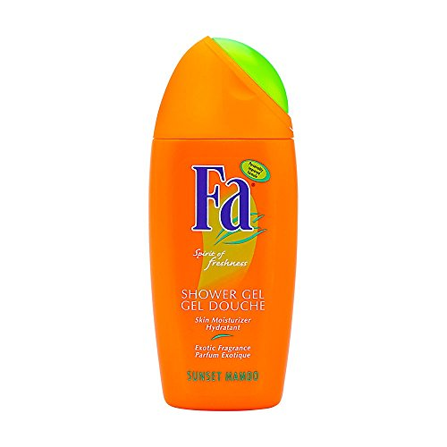Fa Shower Gel Sunset 8.4 oz by Kodiake