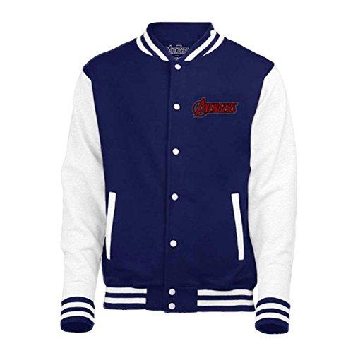 marvel varsity jacket - 5