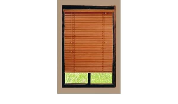 ca amazon designview teak old wood dp blinds kitchen home