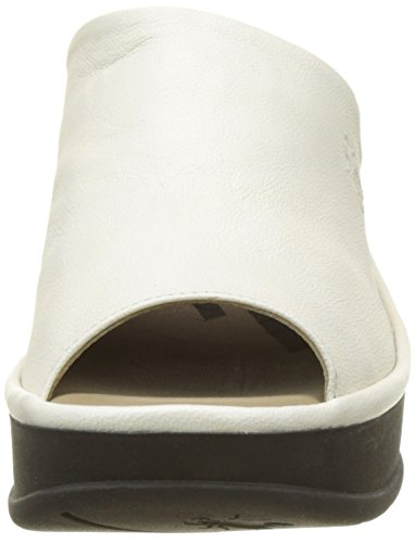 Fly London Jamb865fly, Ciabatte Donna Avorio (Offwhite)