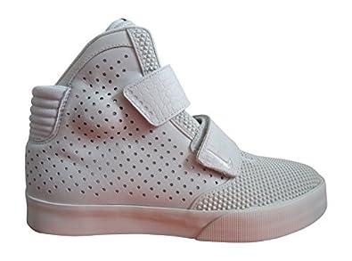 aabecea52589 Amazon.com  Nike Flystepper 2K3 Premium - Pure Platinum   University ...