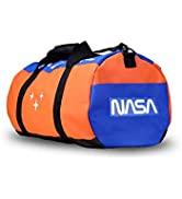 Sanabul NASA Hold All Gym Duffel Bag (Solar Orange, Standard)