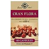 Cheap Solgar – CRAN FLORA with Probiotics Plus Ester-C  Vegetable Capsules 60 Count