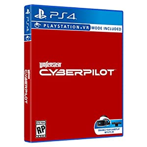 Ratings and reviews for Wolfenstein: Cyberpilot VR - PlayStation 4