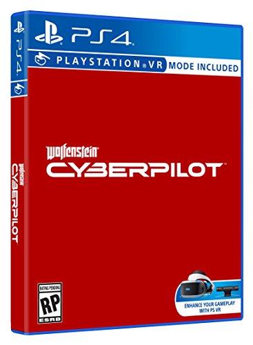 Wolfenstein: Cyberpilot - PSVR [Digital Code] by Bethesda