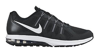 nike shoes air max black and white. Nike Men\u0027s Air Max Dynasty Running Shoe Shoes Black And White K