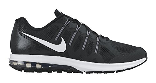 NIKE Air Max Dynasty-Scarpa da Corsa da Adulto, Colore Multicolore (Negro (Black / White Cool Grey Anthrct))