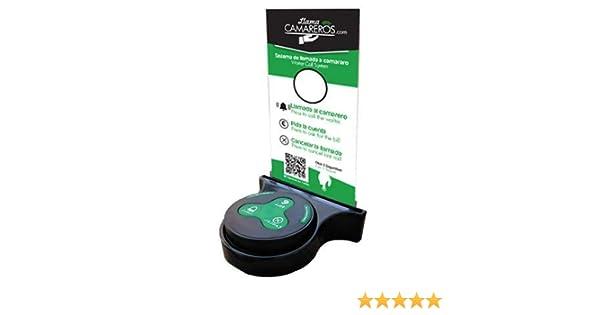 PULSADOR 3 Botones (EMISOR) - LLAMADOR Camarero, LLAMADOR INALAMBRICO, Botones INALAMBRICOS: Amazon.es: Electrónica