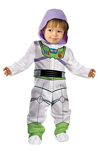 [UHC Boy's Buzz Lightyear Infant Kids Child Fancy Dress Party Halloween Costume, 12-18 Months] (Buzz Lightyear Shirt Costume)