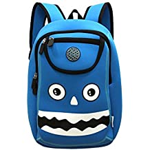 YISIBO 3D Cartoon Kids Backpack,Waterproof Cute Toddler Backpack (Variations)