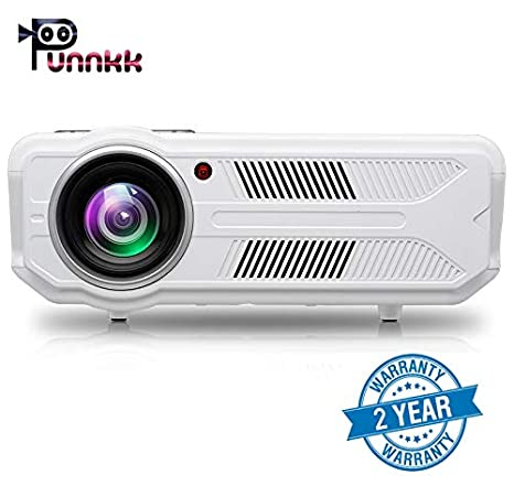 Punnkk P12 Full HD Projector 3500 Lumen LCD Home Theater