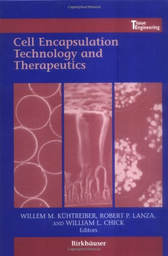 Cell Encapsulation Technology And Therapeutics  Tissue Engineering