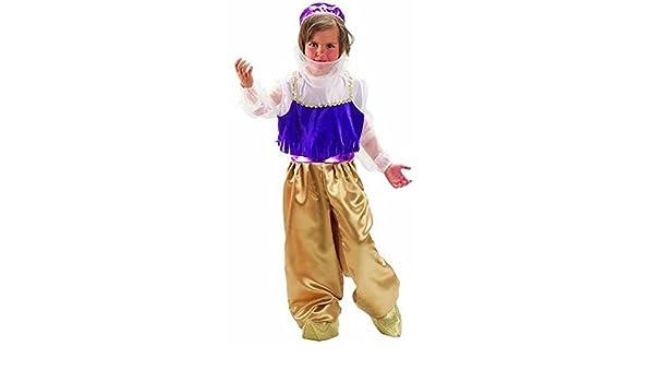 Disfraz mora infantil. Talla 5/6 años.: Amazon.es: Juguetes y juegos