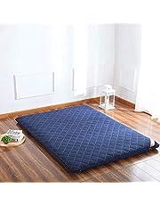 ZAIPP Futons matras opvouwbaar bed vloer bank Japanse vloer matras slaapkussen Shikifuton, vloer bank Futon