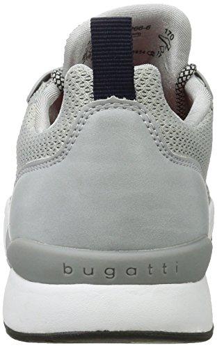 170 Sneaker hellgrau Uomo Bugatti Grigio Dy02666 X1xAzq6z