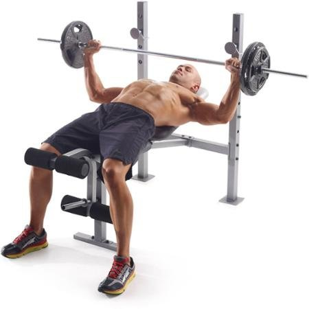 Gold's Gym XR 6.1 Weight Bench (Weight Bench) by Golds Gym