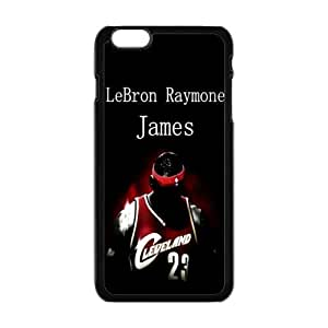 DIY case 2 NBA Team Cleveland Cavaliers LeBron Raymone James Print Black Case With Hard Shell Cover Case For Ipod Touch 5 Cover