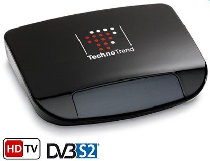 TECHNOTREND TT-connect S2-4600 USB-Box fuer digitalen HDTV SAT Empfang auf PCs und Notebooks Fernbedienung inkl