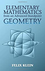 Elementary Mathmatics from an Advan (Dover Books on Mathematics)