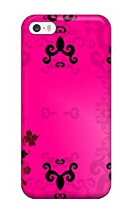 Hot 8053998K71268634 High Quality Pink Tpu Case For Iphone 5/5s