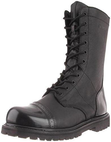 Bates Men's Enforcer 11 Inch Paratrooper Boot, Black, 13 M US