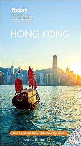 Fodor's Hong Kong 25 Best (Full-color Travel Guide)
