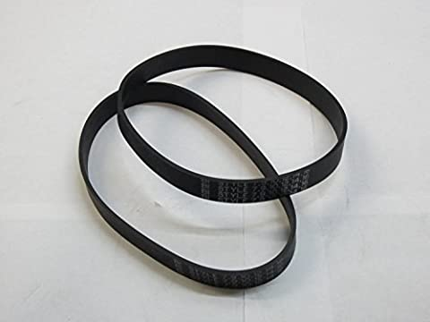 Bissell Original Vacuum Belt, Fits Sizes 7, 9, 10, 12, 14 and 16 (Pack of 6)