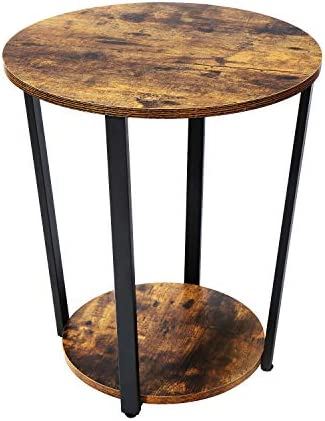 Yusong Round End Table,Side Table
