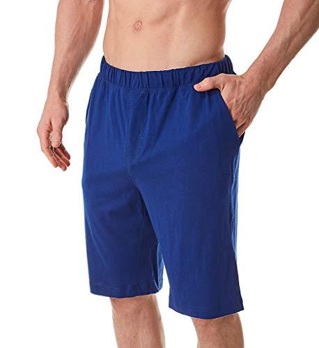 Tommy Bahama Men's Cotton Modal Knit Jersey Shorts Kingdom Blue ()
