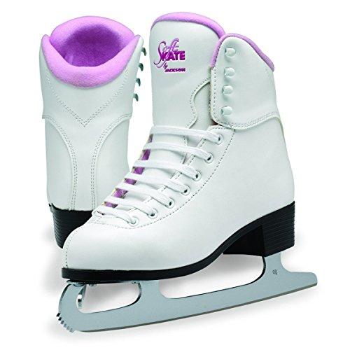 Jackson Ultima GS181 Misses Figure Skates - Size 12 - Skates Figure Recreational