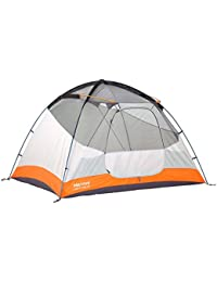 Limestone Camping Tent - Durable, seam-taped polyester fly is equipped, this family tent becomes fully waterproof without sacrificing air circulation
