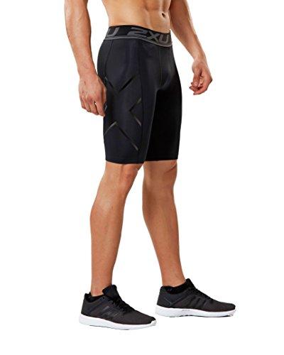 2XU Mens Accelerate Compression Shorts