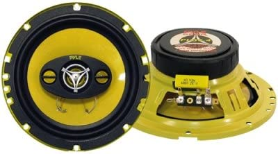 Pair Pyle PLG6.2 6.5/'/' 240 Watt Two-Way Speakers Car Audio