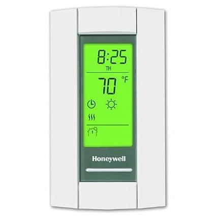 Honeywell tl8230 a1003 línea V termostato 240/208 VAC 7 Día programmble