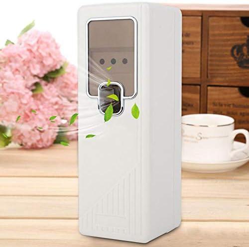 Lufterfrischerspender, Biuzi Electric Automatische sprühfreie Pumpe Aroma Lufterfrischerspender Maschine für Bad...