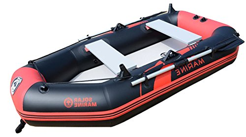 Binglinghua Inflatable Boat PVC Boat Inflatables Kayak Fishing Boat with Slats Bottom (Slats Inflatable Boat)