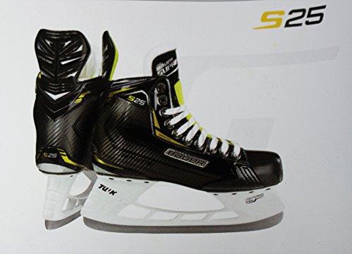 - Bauer Supreme S25 Junior Hockey Skates S18 Size 2 R