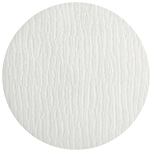 Whatman 1113-110 Quantitative Filter Paper Circles, 30 Micron, 1.3 s/100mL/sq inch Flow Rate, Grade 113, 110mm Diameter (Pack of 100) by Whatman