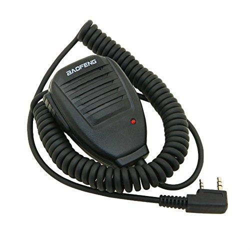 Handheld Microphone Speaker Baofeng Kenwood