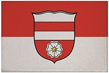 U24 Aufn/äher Schneverdingen Fahne Flagge Aufb/ügler Patch 9 x 6 cm