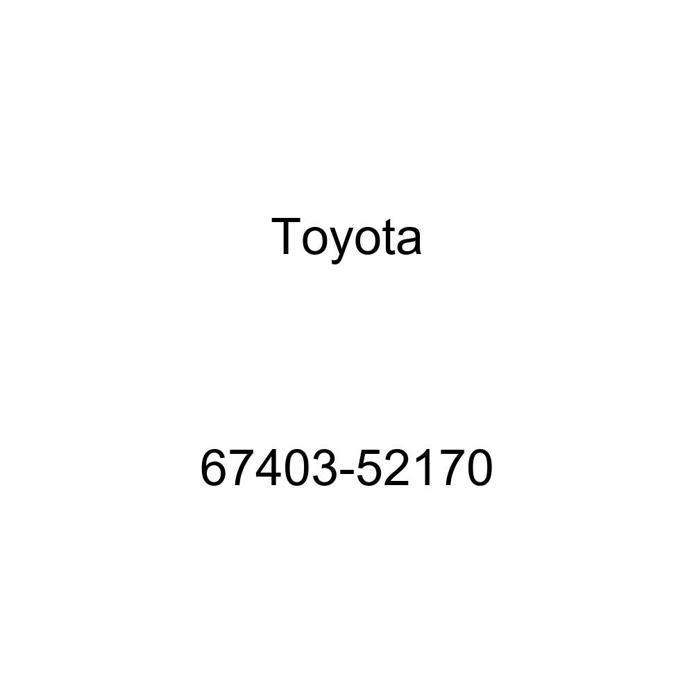 Toyota 67403-52170 Door Frame Sub Assembly