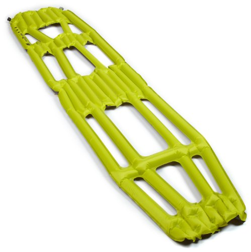 Klymit Inertia X Frame Camping Mattress (Chartreuse Yellow/Green, Large), Outdoor Stuffs