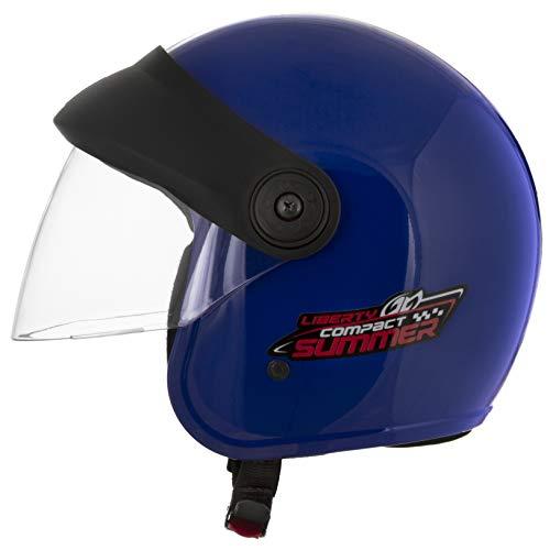 Pro Tork Capacete Liberty Compact Summer 56 Azul