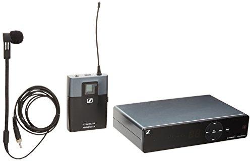 Sennheiser XSW 1-908-A Wireless Brass Instrument set, A Range 548-572 MHz by Sennheiser