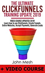 COMPLETE VIDEO COURSE ON HOW TO USE CLICKFUNNELS                       Create Funnels          Accept payments          Generate Leads          Integrate Clickfunnels with Stripe          Create your membership area         Cr...